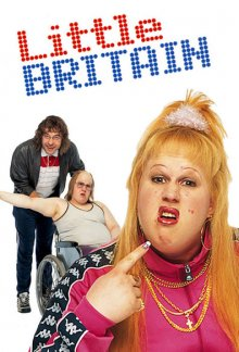 Cover der TV-Serie Little Britain