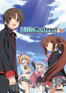 Cover von Little Busters! (Serie)