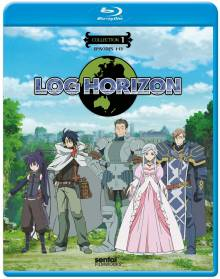 Cover der TV-Serie Log Horizon