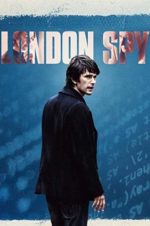 Cover von London Spy (Serie)