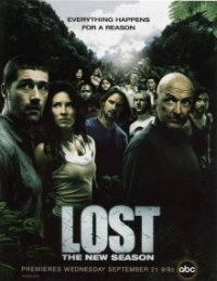 Cover der TV-Serie Lost