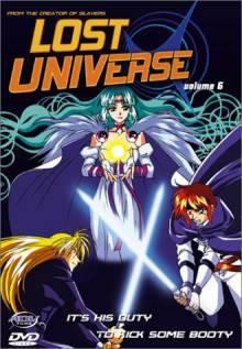 Cover von Lost Universe (Serie)