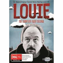 Cover der TV-Serie Louie