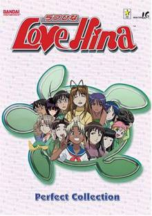 Cover der TV-Serie Love Hina