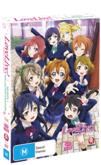 Cover der TV-Serie Love Live! School Idol Project