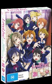 Cover von Love Live! School Idol Project (Serie)