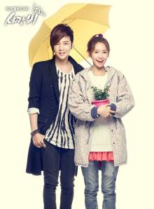 Cover der TV-Serie Love Rain
