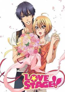 Cover der TV-Serie Love Stage!!