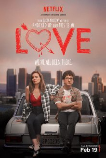 Cover der TV-Serie Love