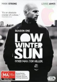 Cover von Low Winter Sun (Serie)