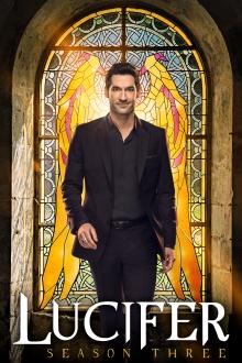 Cover von Lucifer  (Serie)