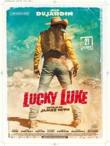 Cover der TV-Serie Lucky Luke (Realserie)