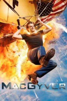 Cover von MacGyver 2016 (Serie)
