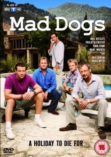 Cover der TV-Serie Mad Dogs