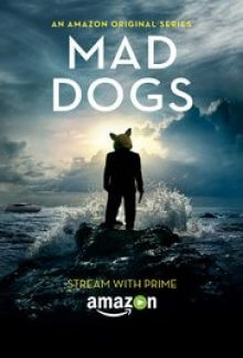 Cover der TV-Serie Mad Dogs (US)