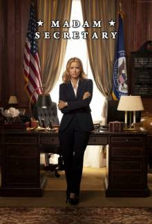 Cover der TV-Serie Madam Secretary