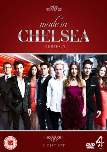Cover der TV-Serie Made in Chelsea