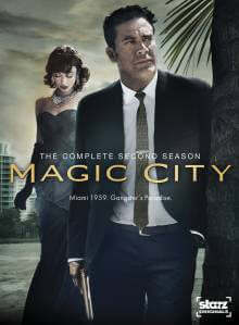 Cover der TV-Serie Magic City