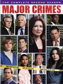 Cover von Major Crimes (Serie)