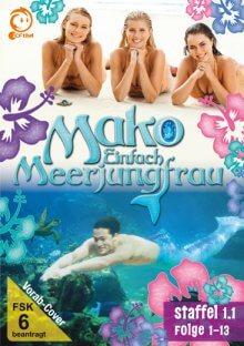 Cover von Mako – Einfach Meerjungfrau (Serie)