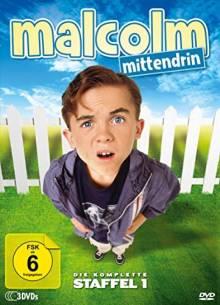 Cover von Malcolm Mittendrin (Serie)