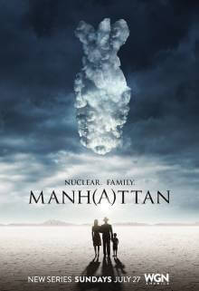 Cover der TV-Serie Manhattan