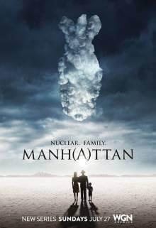 Cover von Manhattan (Serie)