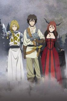 Cover von Maoyuu Maou Yuusha (Serie)
