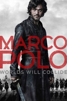 Cover der TV-Serie Marco Polo