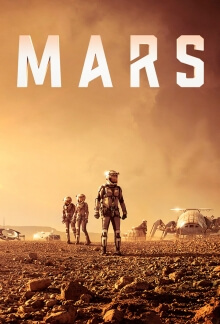 Cover von Mars (Serie)