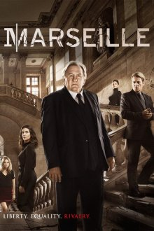 Cover der TV-Serie Marseille