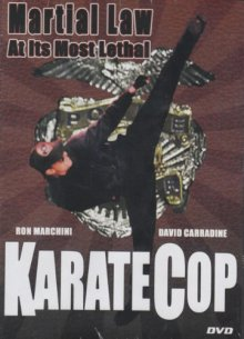 Cover der TV-Serie Martial Law – Der Karate-Cop