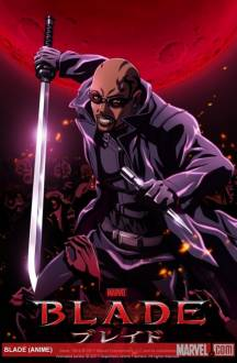 Cover der TV-Serie Marvel Anime: Blade