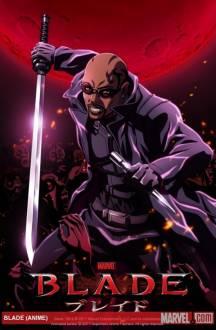 Cover von Marvel Anime: Blade (Serie)