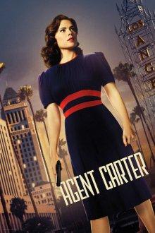 Cover von Marvel's Agent Carter (Serie)