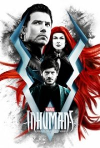 Marvel's Inhumans Serien Cover