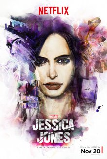 Cover der TV-Serie Marvel's Jessica Jones