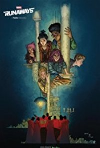 Marvel's Runaways Serien Cover