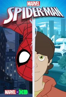 Cover von Marvel's Spider-Man (Serie)