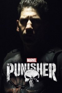 Cover Marvel's The Punisher, Poster Marvel's The Punisher