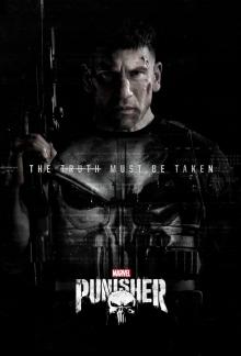 Cover von Marvel's The Punisher (Serie)