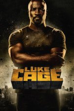 Marvel's Luke Cage Serien Cover