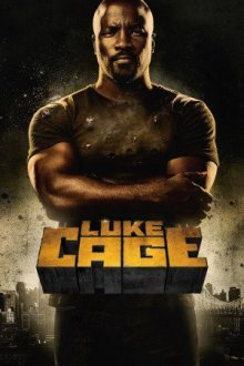 Cover der TV-Serie Marvel's Luke Cage