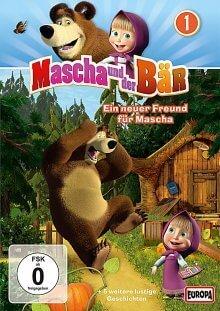 Cover von Mascha und der Bär (Serie)