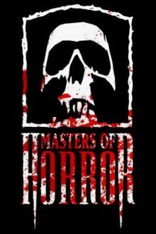 Cover der TV-Serie Masters of Horror