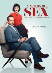 Cover der TV-Serie Masters of Sex
