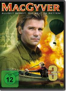 Cover der TV-Serie MacGyver