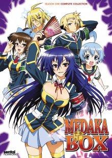 Cover von Medaka Box (Serie)