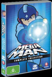 Cover von Mega Man (Serie)