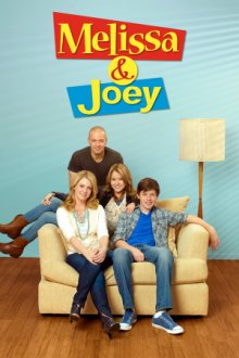 Cover der TV-Serie Melissa & Joey